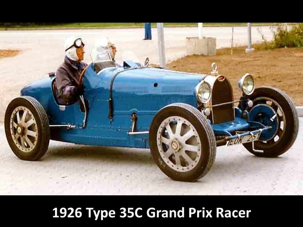 1926 Type 35C