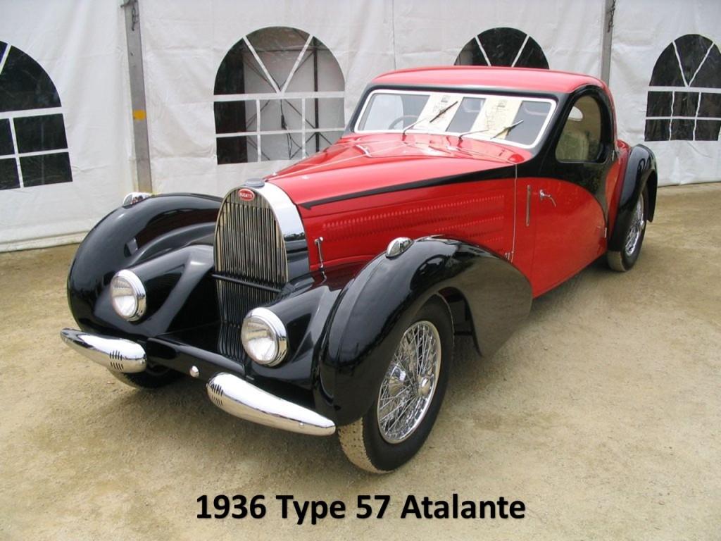 1936 Type 57 Atalante
