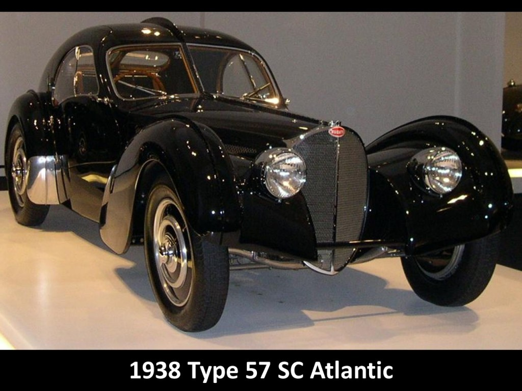 1938 Type 57 SC Atlantic 1