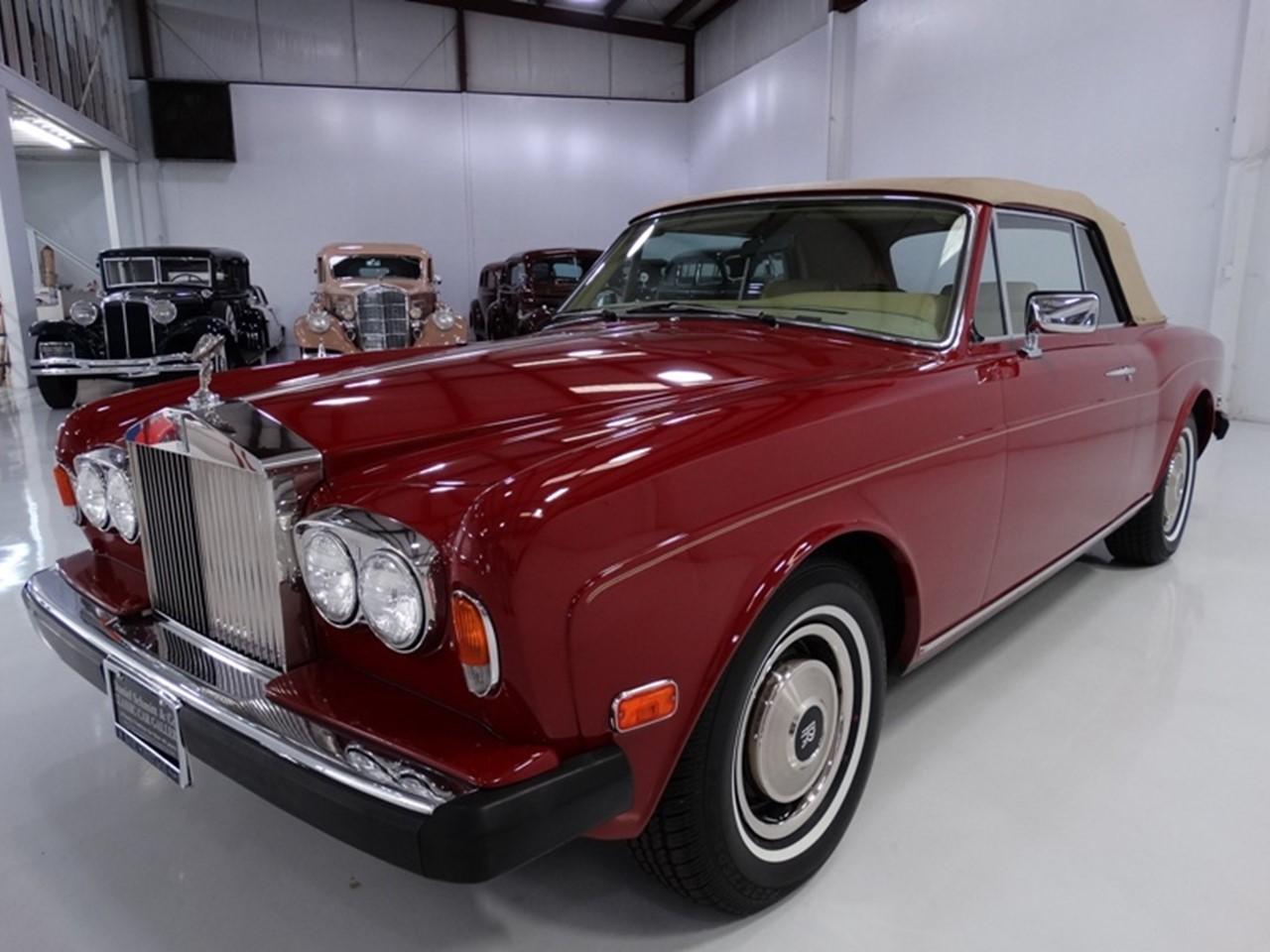 1969 Rolls Royce Silver Shadow MPW Drop Head Coupe | NotoriousLuxury