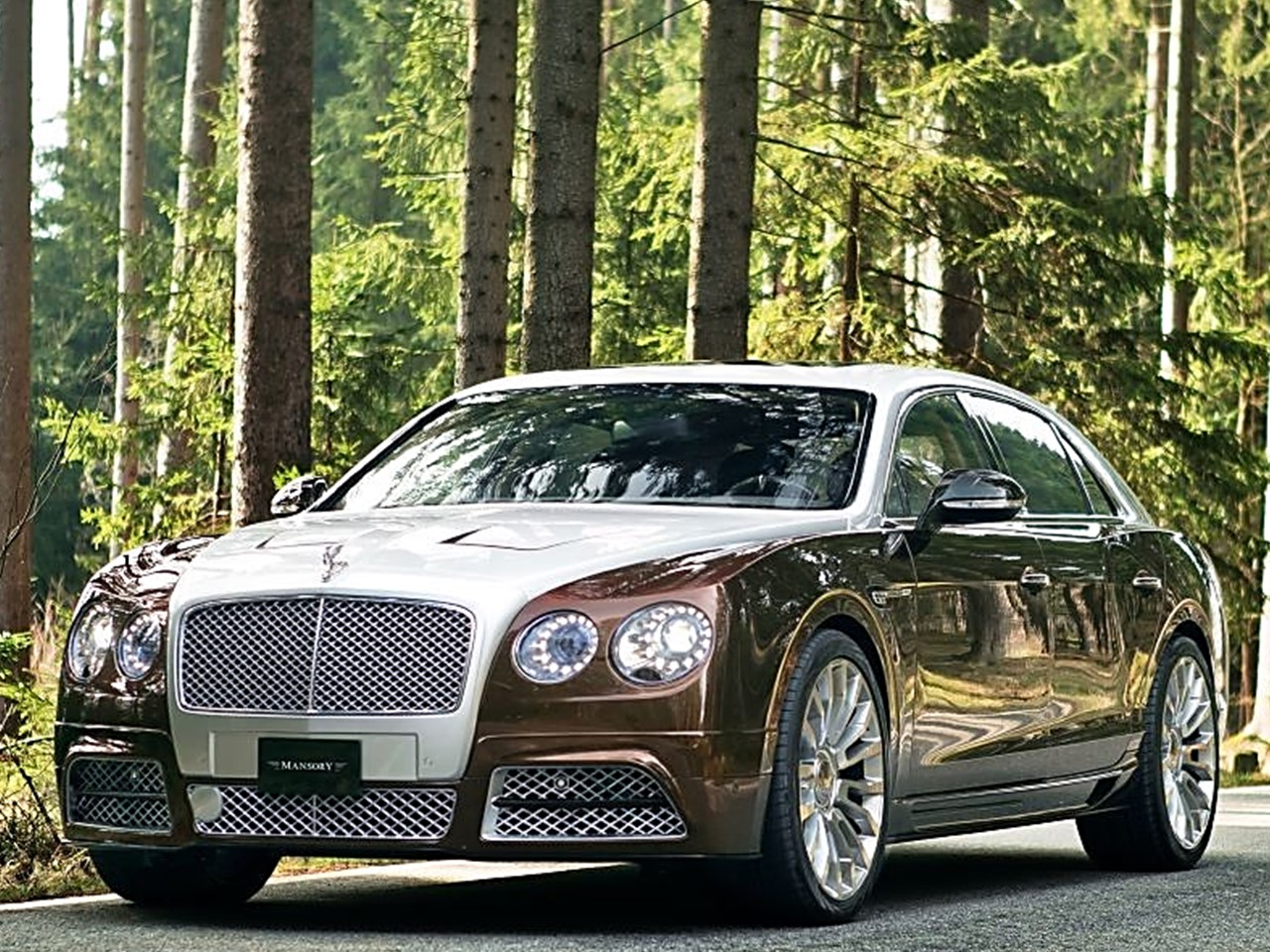 2014 Bentley Flying Spur by Mansory   NotoriousLuxury