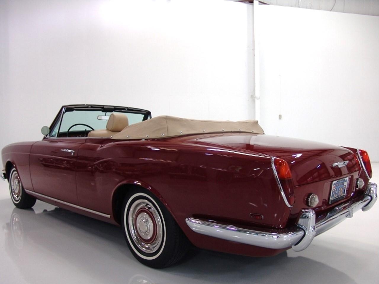 1969 rolls royce silver shadow mpw drop head coupe notoriousluxury. Black Bedroom Furniture Sets. Home Design Ideas