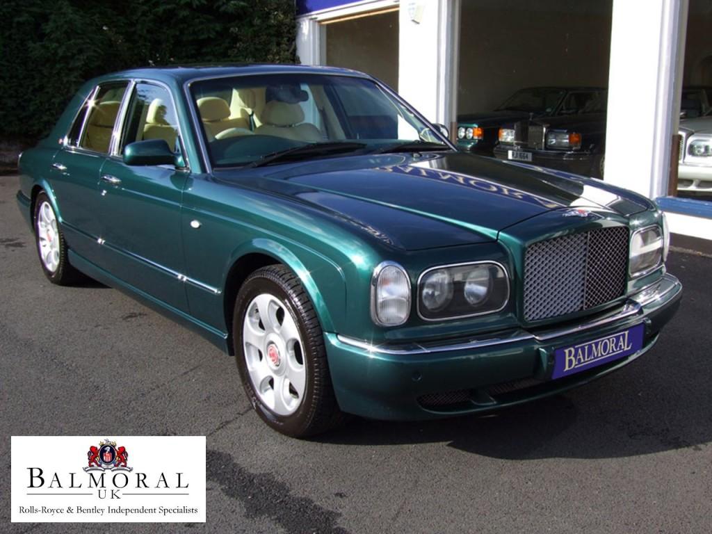 Bentley end