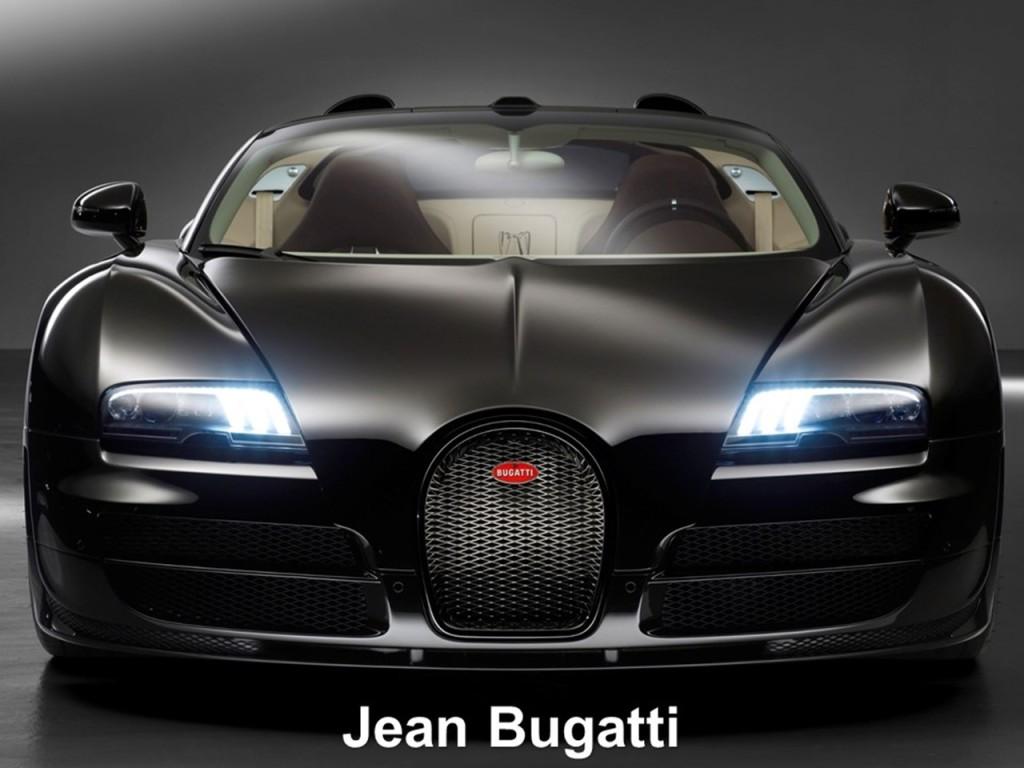 Jean Bugatti