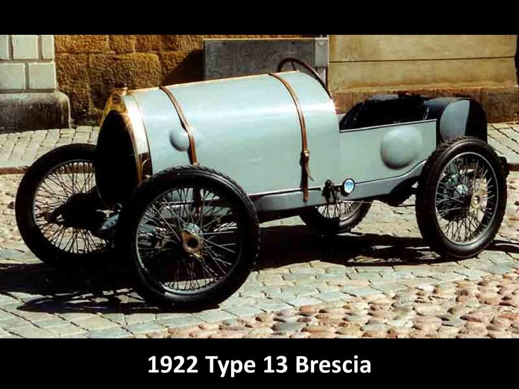 Type 13 Brescia