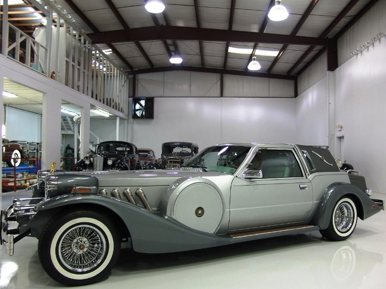 Zimmer Golden Spirit Classic Car Club