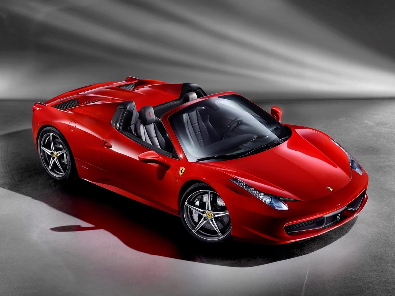 2015 Ferrari 458 Spider The Prancing Steed Notoriousluxury