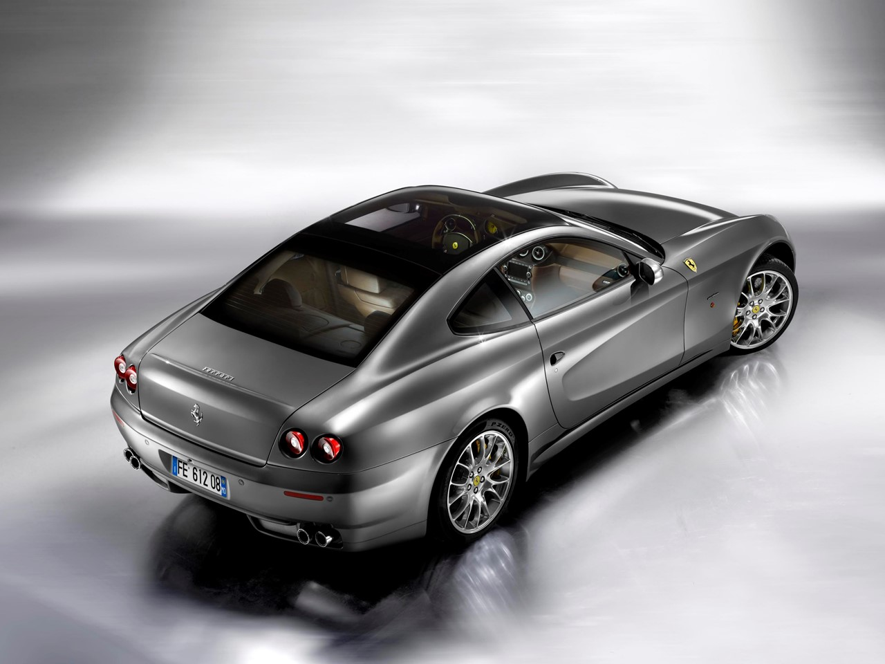 Ferrari 612 scaglietti notoriousluxury the 612 is designed to honor one of the most eminent coachbuilders in the world sergio scaglietti designed and built some of the most famous track and vanachro Choice Image