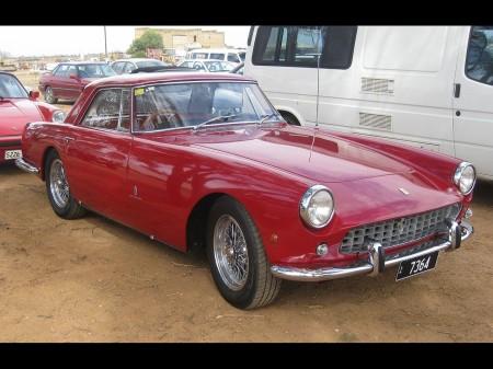 Ferrari 250 GT Coupe Pininfarina