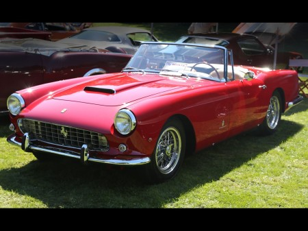 Ferrari 250 PF cabrio SII