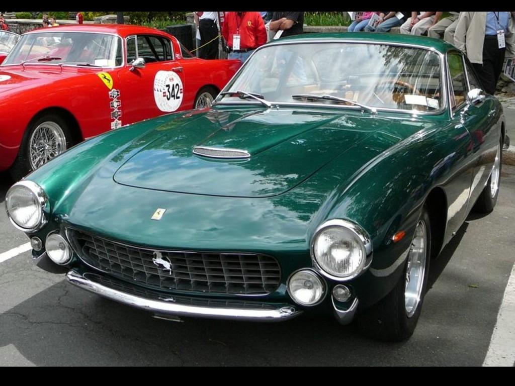 SC06 1964 Ferrari 250 GT Lusso Berlinetta