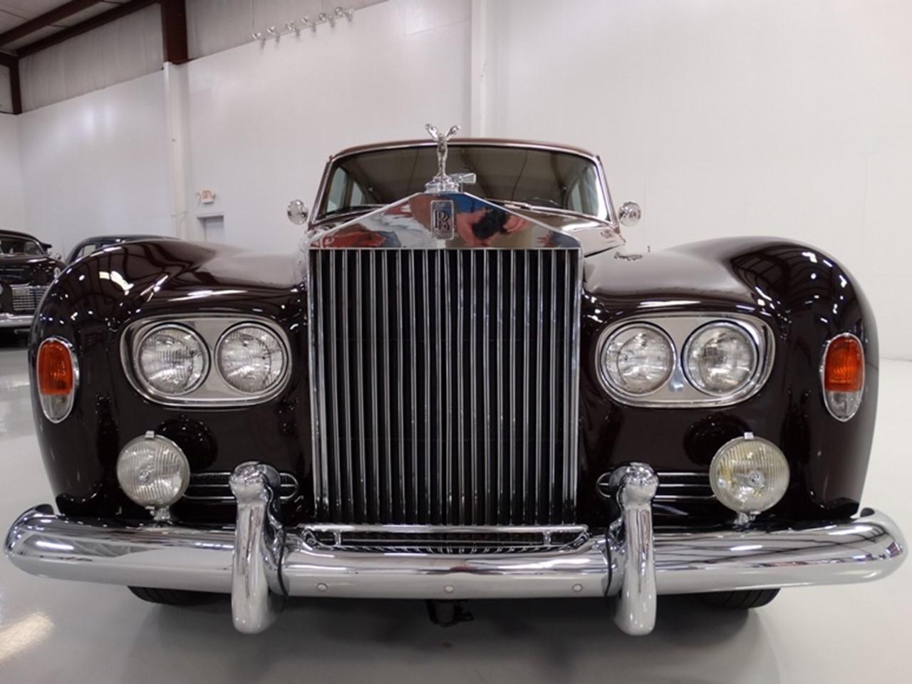 1965 Rolls Royce Silver Cloud   NotoriousLuxury