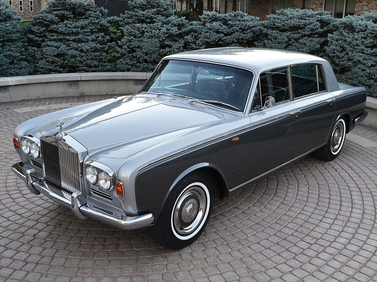1971 Rolls Royce Silver Shadow Lwb Formal Limousine