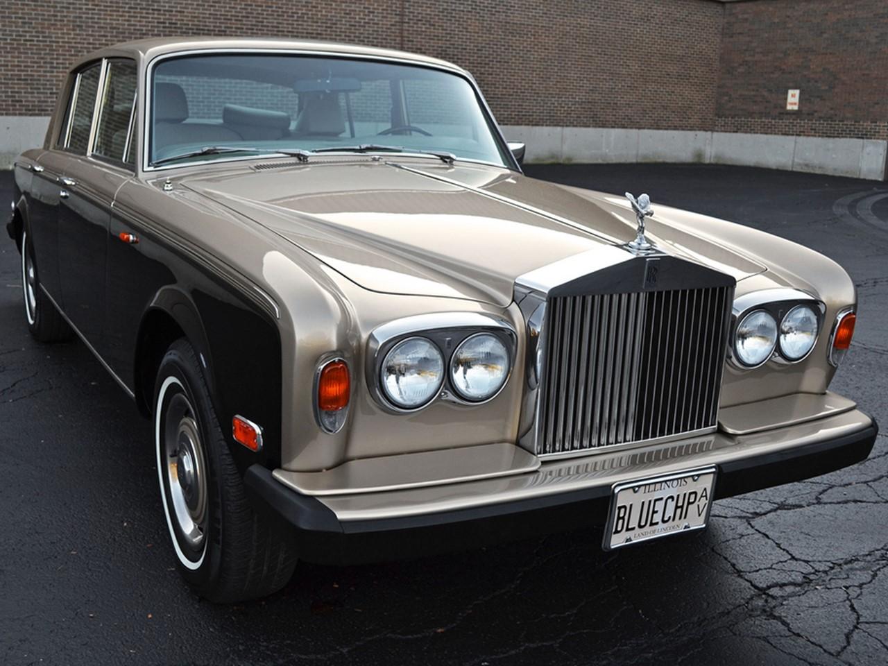 Classic 1979 Rolls-Royce Silver Shadow 2 for Sale #7428 ...