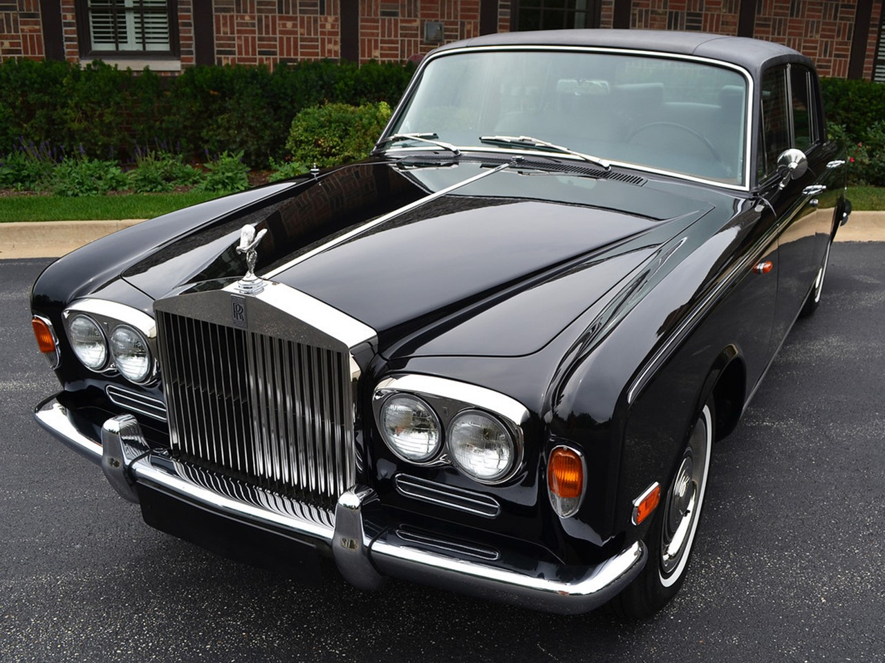 1971 rolls royce silver shadow lwb formal limousine notoriousluxury. Black Bedroom Furniture Sets. Home Design Ideas