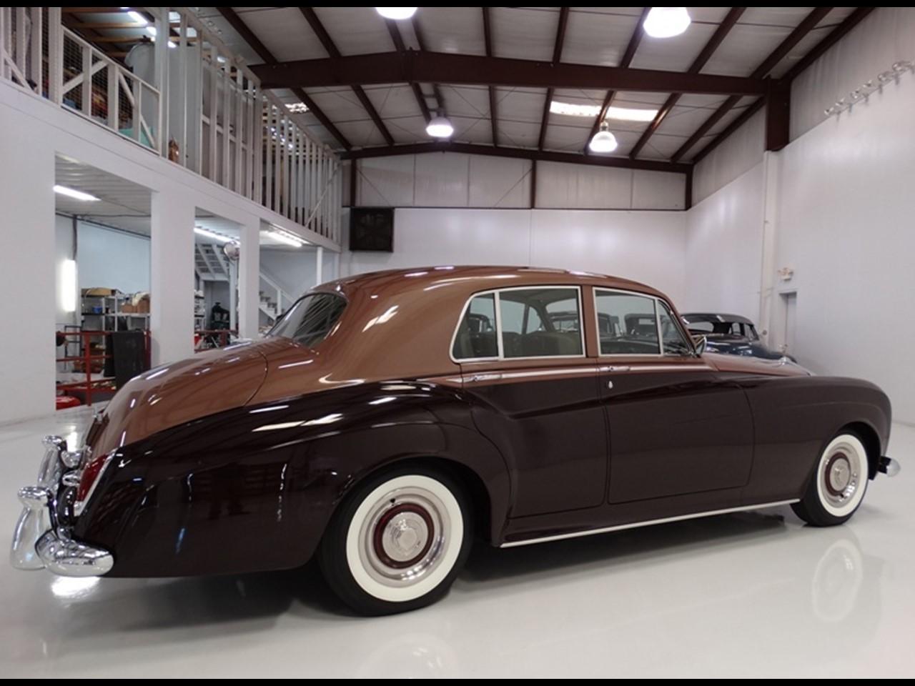 1965 Rolls Royce Silver Cloud Iii Radford Countryman