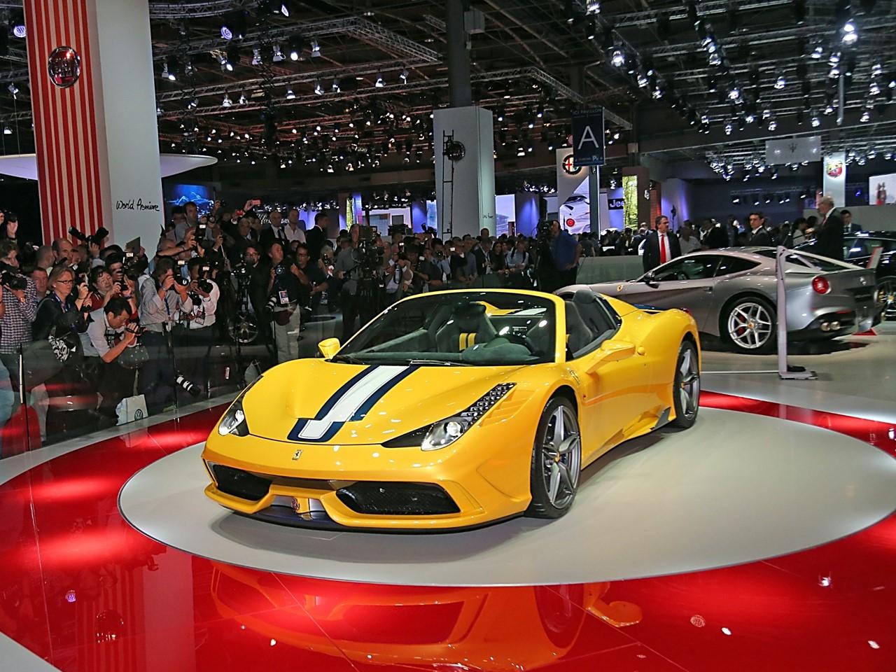 Symbol Ferrari Speciale A Spider Notoriousluxury