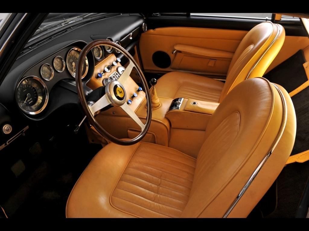 250 GT Aerodinamica 2