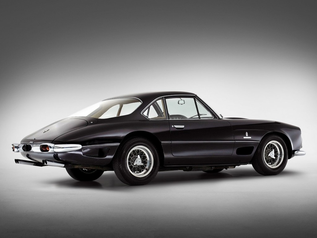 250 GT Aerodinamica 3