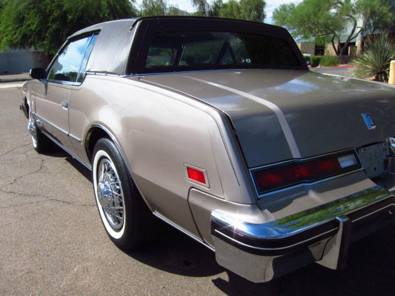 Retrospect 1984 Oldsmobile Toronado Notoriousluxury