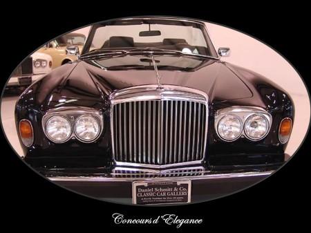 Bentley Corniche 1