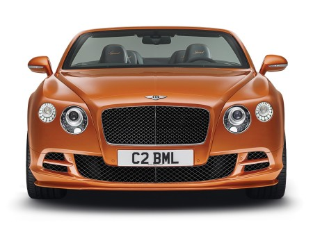 Continental GT Speed 1
