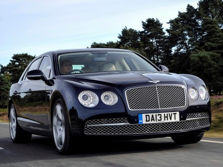 Flying Spur 1