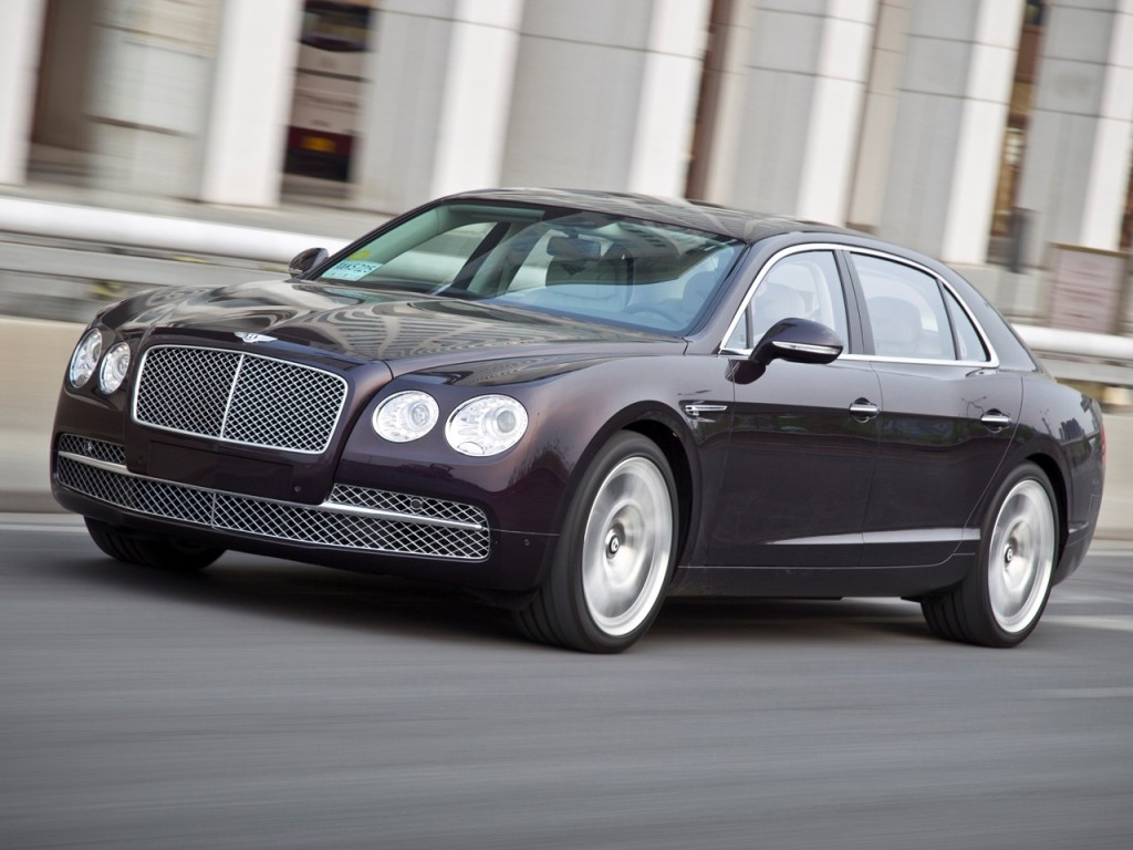 Flying Spur 4
