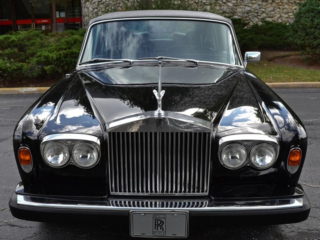 Silver Wraith II 5