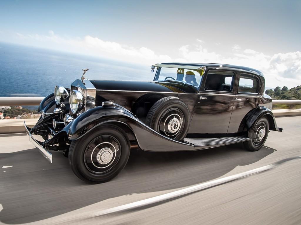 1933 ROLLS-ROYCEPHANTOMII 2