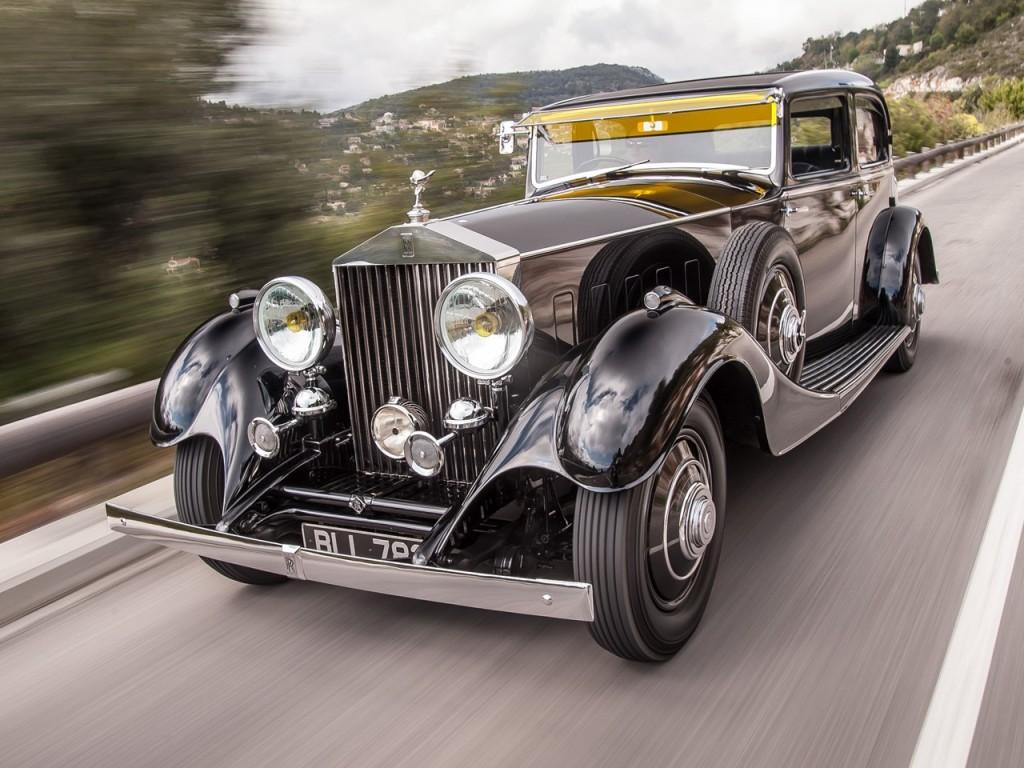 1933 ROLLS-ROYCEPHANTOMII 3