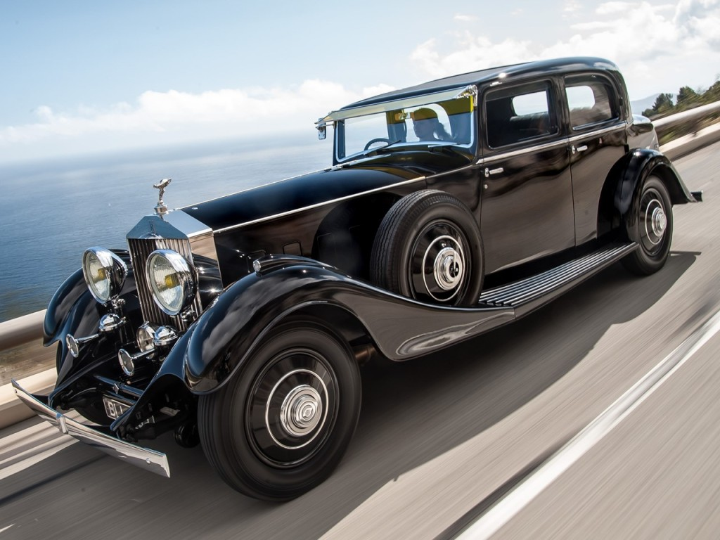 1933 ROLLS-ROYCEPHANTOMII
