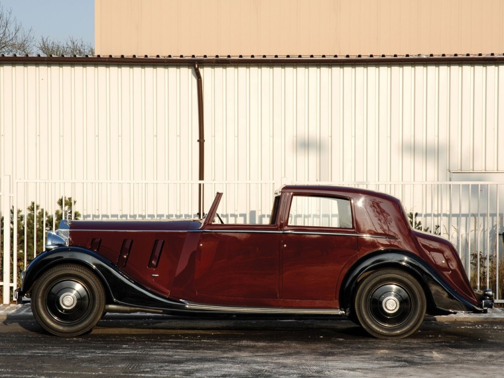 1936 Phantom III Sedanca deVille 1