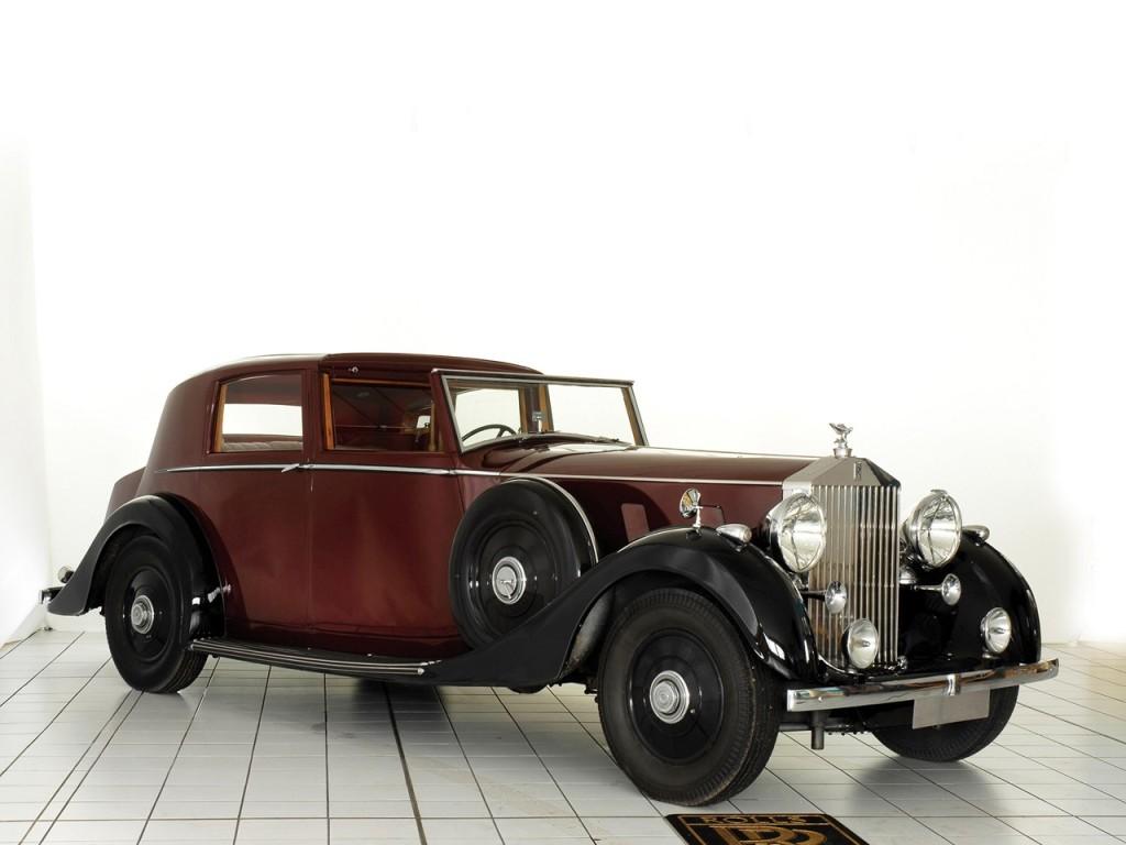 1936 Phantom III Sedanca deVille 2