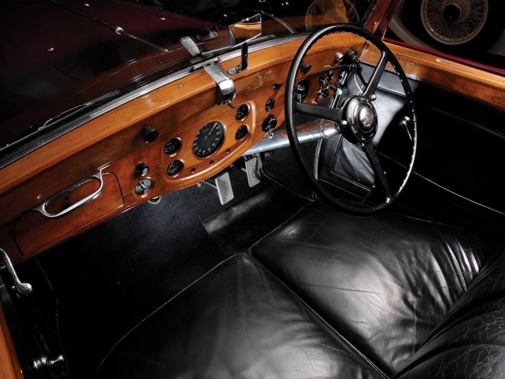 1936 Phantom III Sedanca deVille 3