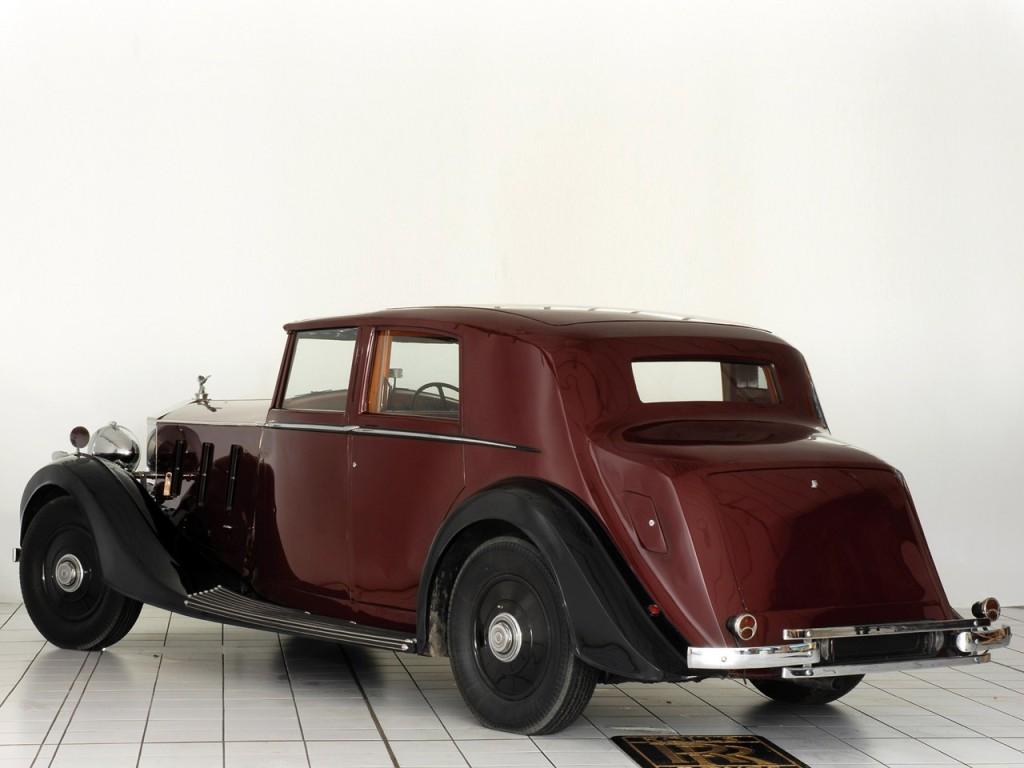 1936 Phantom III Sedanca deVille 4