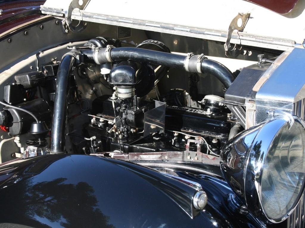 1953Rolls-RoyceSilver Wraith Limousine by Hooper 5