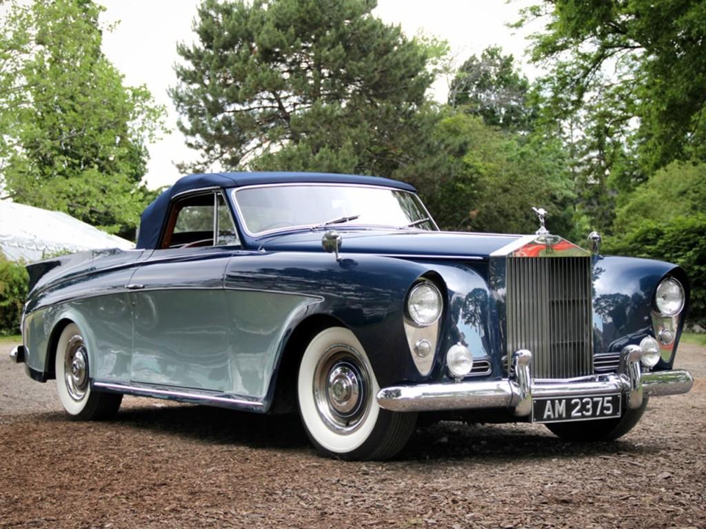 1958 Silver Cloud I Honeymoon Express 3