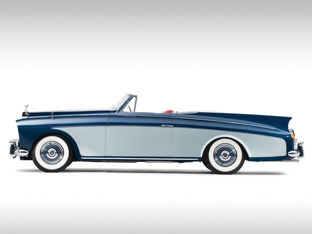 1958 Silver Cloud I Honeymoon Express 5