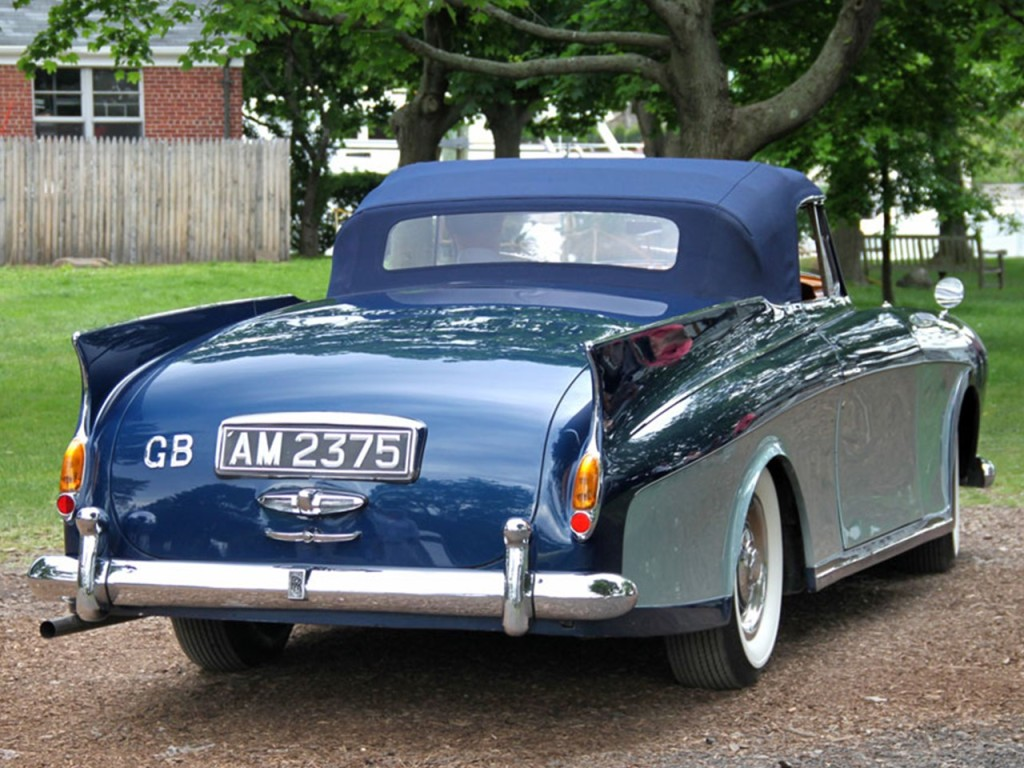 1958 Silver Cloud I Honeymoon Express 7