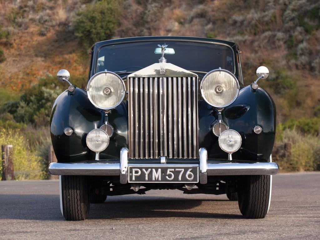 1958 Silver Wraith 1