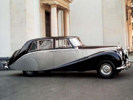 1958 Silver Wraith 11