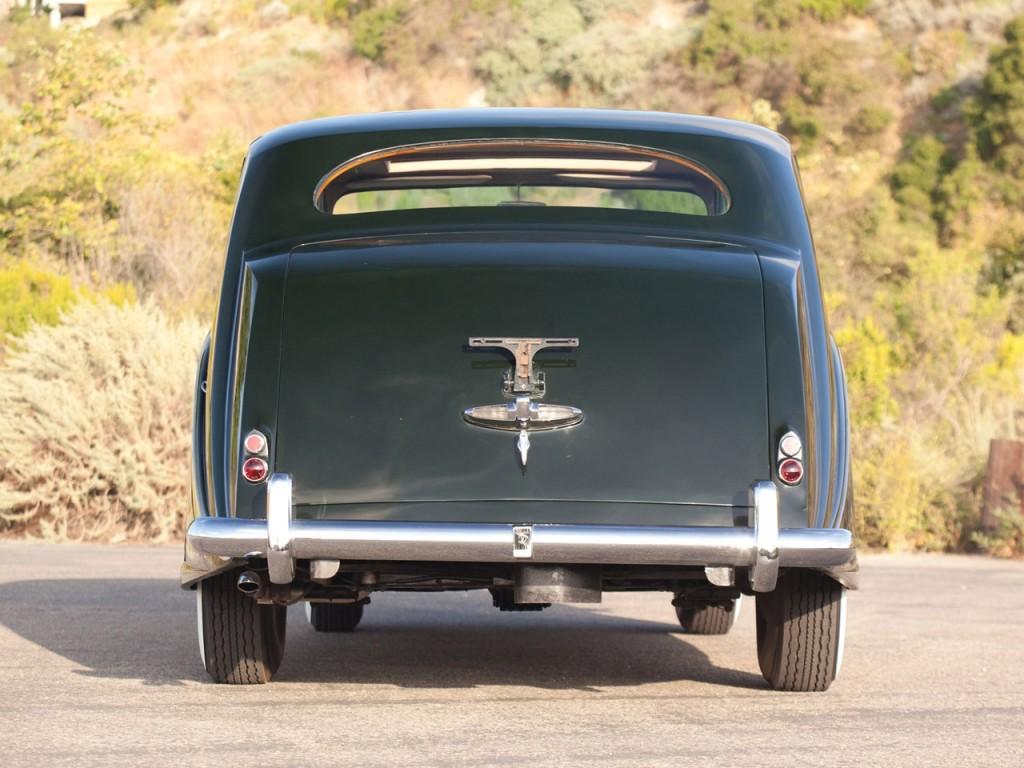 1958 Silver Wraith 12