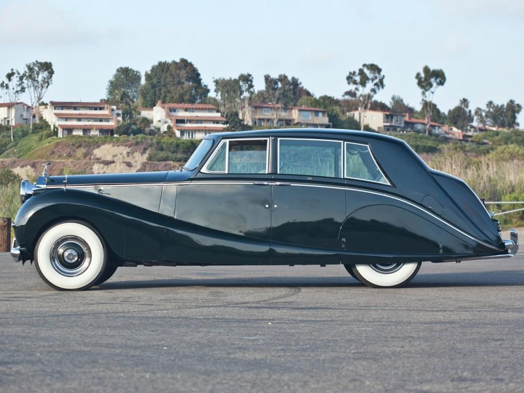 1958 Silver Wraith 3