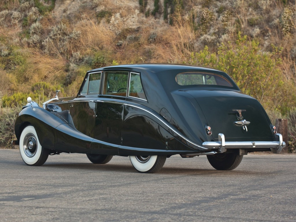 1958 Silver Wraith 4