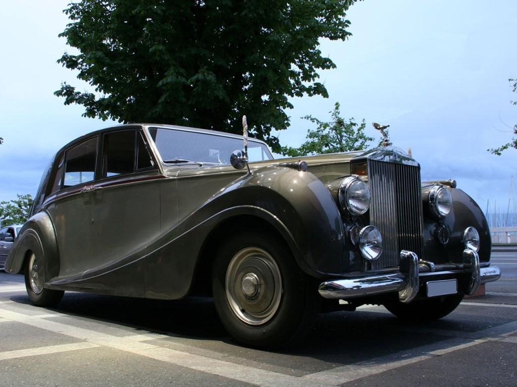 1958 Silver Wraith 6