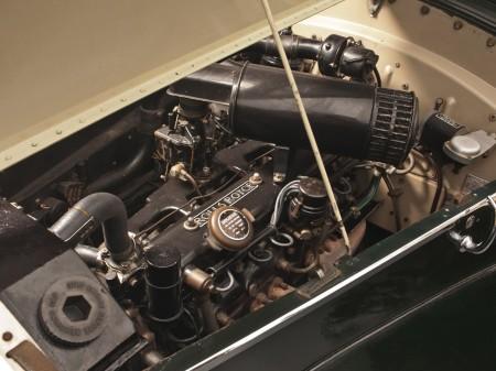 1958 Silver Wraith 8