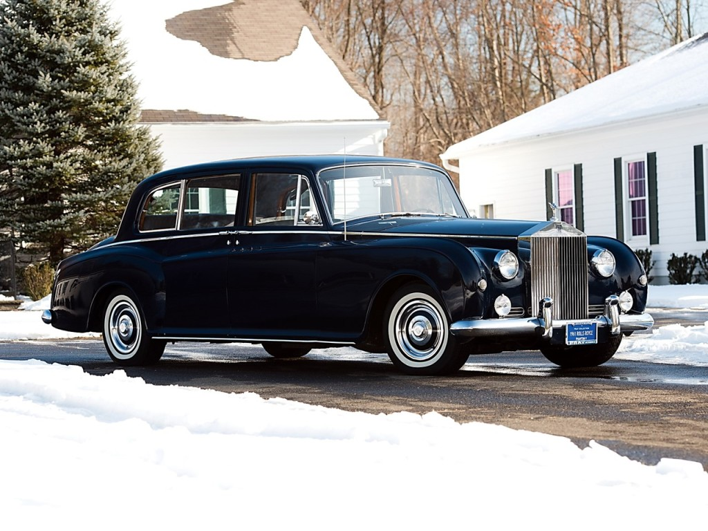 1959 Phantom V with Park Ward Coachwork 1