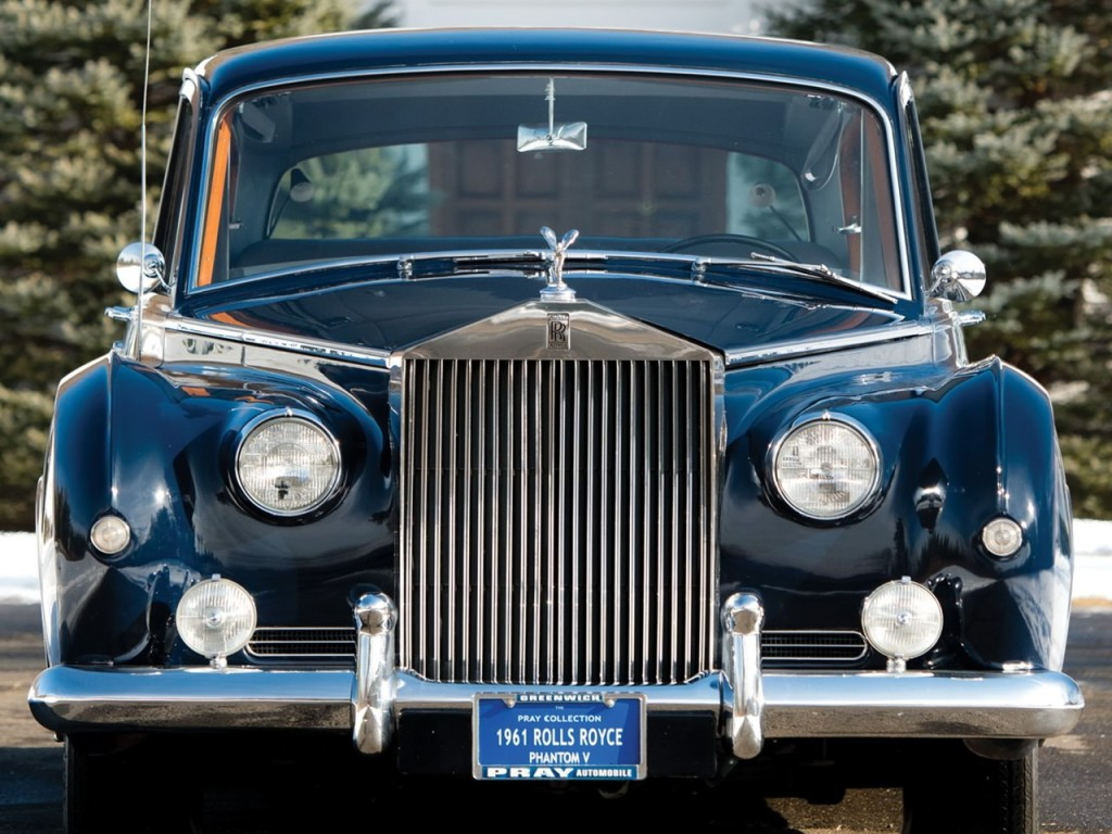 1959 Phantom V with Park Ward Coachwork 3
