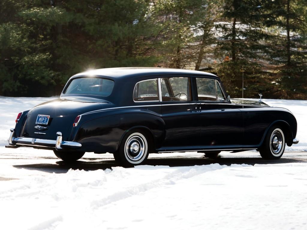 1959 Phantom V with Park Ward Coachwork 4